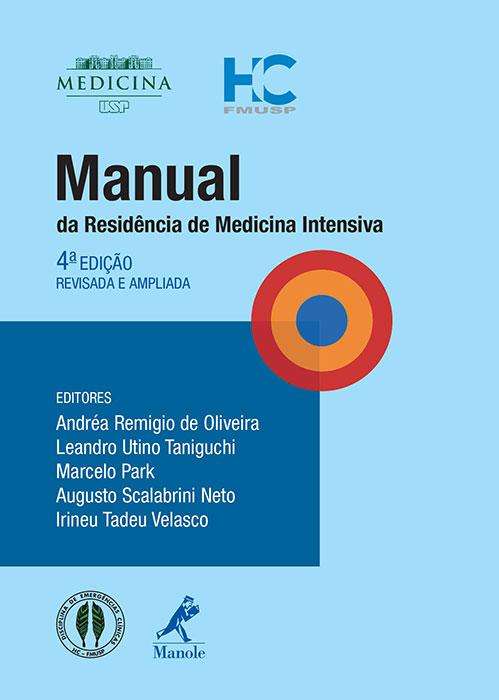manual da residencia de terapia intensiva